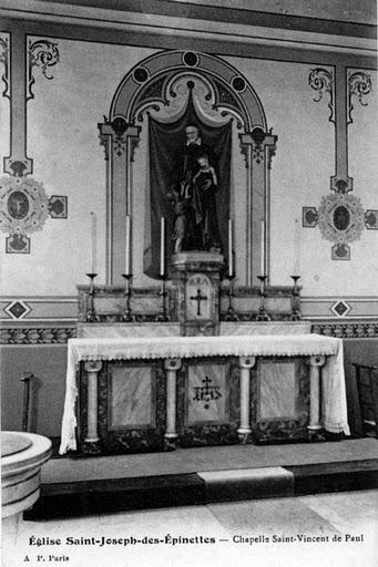 1909 chapelle st vincent