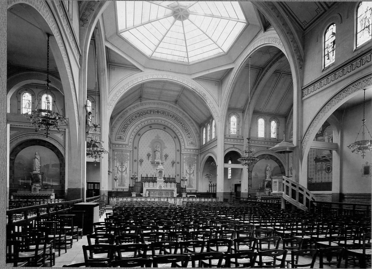 1930 vue du choeur