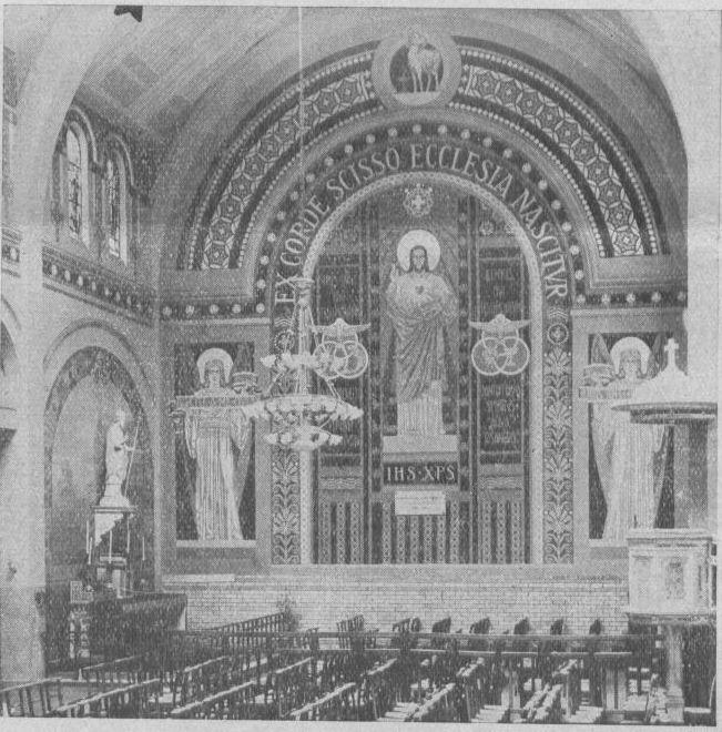 La chapelle de Saint Joseph