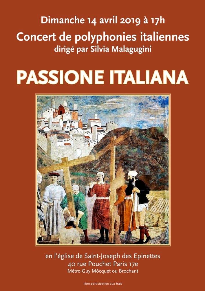 Passione italiana dim14 04 17h