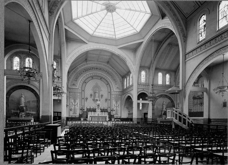 Vue générale (avant la rénovation de 1935)